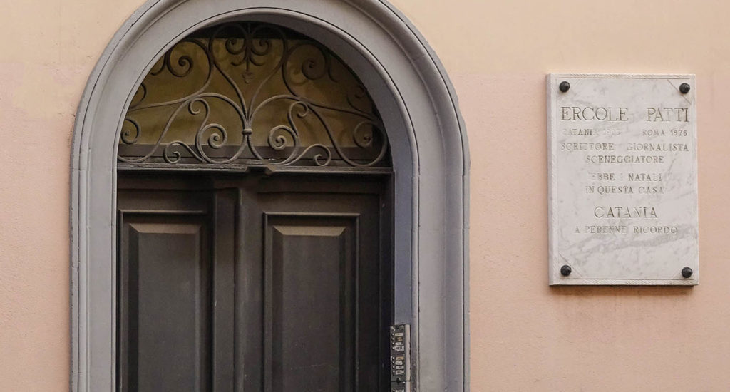 Casa natale di Ercole Patti