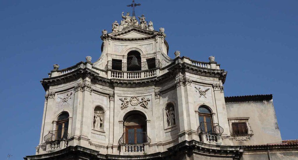 Ex Convento benedettino e chiesa di San Placido