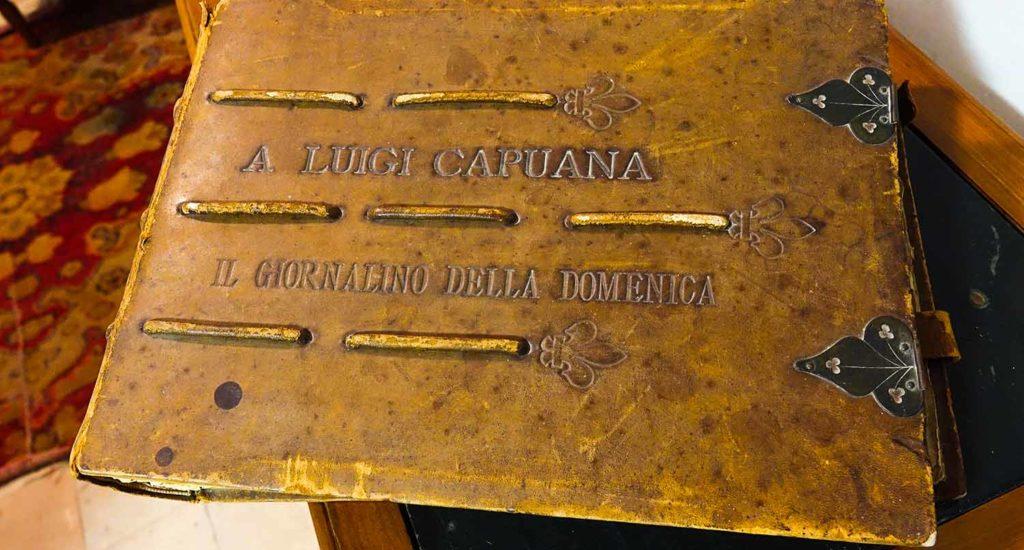 """Casa Museo """"Luigi Capuana"""""""