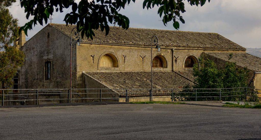Chiesa di S. Barbara e convento dei Cappuccini