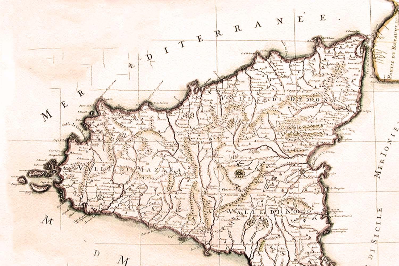 Mostra permanente di carte geografiche antiche della ...