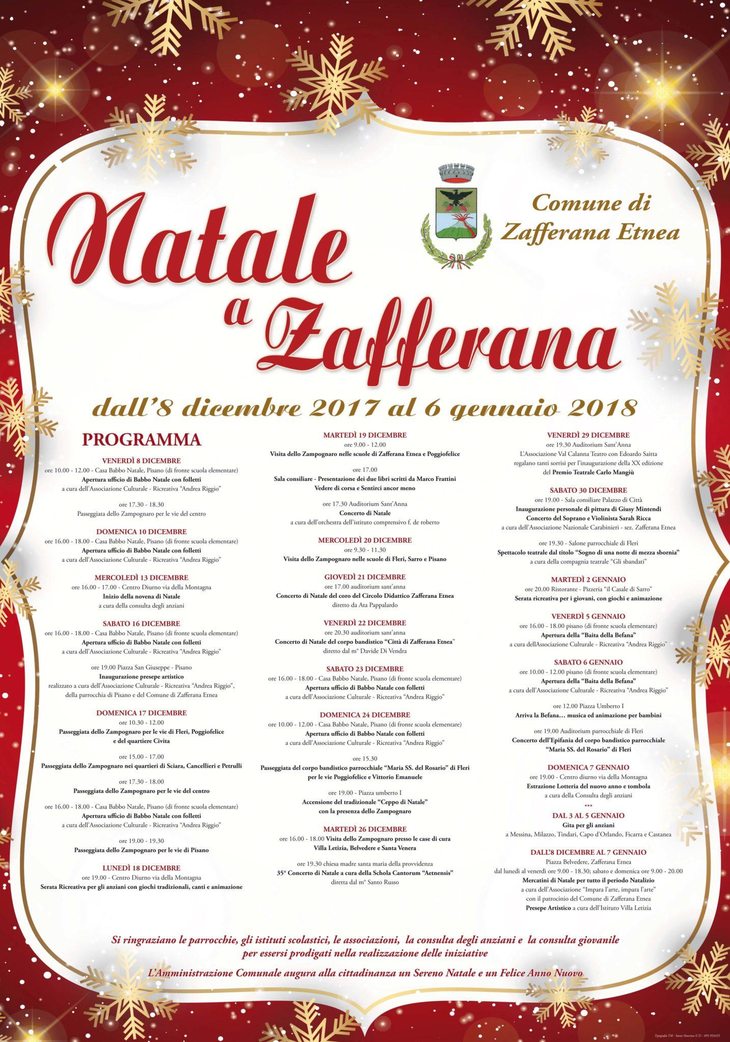 Auguri Di Natale In Dialetto Siciliano.Natale In Sicilia